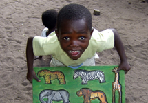RIPPLE Africa provides locally made toys