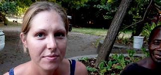 Jo, a volunteer nurse, from Northampton