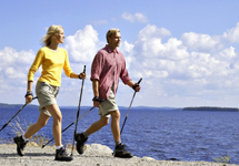 You'll need to walk 210 miles (only 7 miles per week)