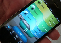 Why not get a pedometer app for your phone to record the distance you have walked?