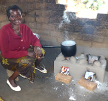 RIPPLE Africa has developed the Changu Changu Moto fuel-efficient cookstove and is introducing it to many households in Nkhata Bay District, Malawi. The Changu Changu Moto fuel-efficient cookstove provides a safe and economic alternative to the traditional three-stone fire