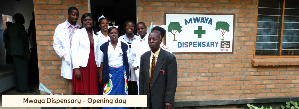 Mwaya-Dispensary-Opening-day