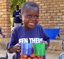 RIPPLE Africa runs eight local pre-schools in and around Mwaya