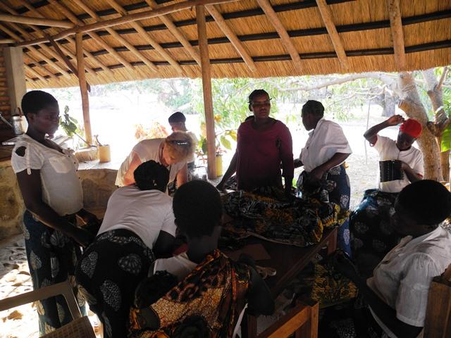 Team work Malawi