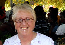 Pam Haigh, UK General Manager