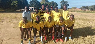 Kapanda football team
