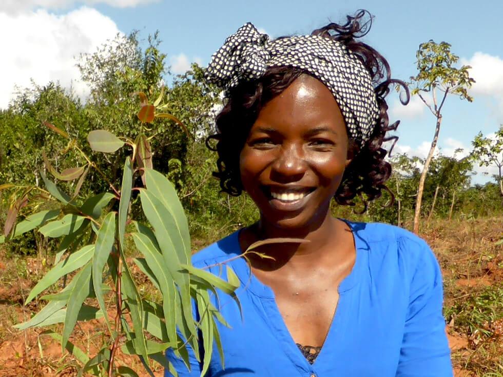 Angellah Soka, Tree Planting Project Mzuzu