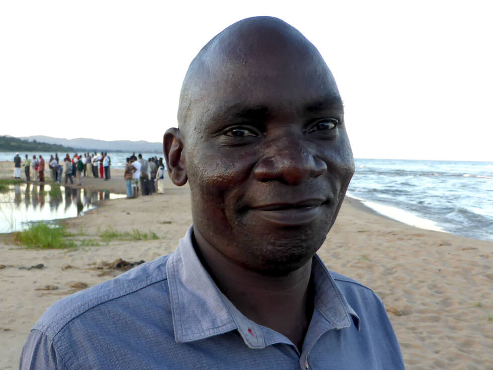 Force Ngwira, Senior Manager, and Environmental Programme Manager