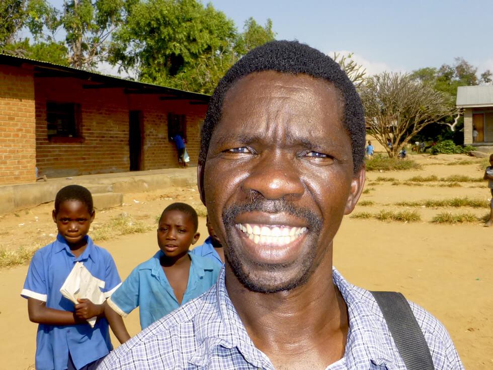 Maurice Chunga, Education Coordinator