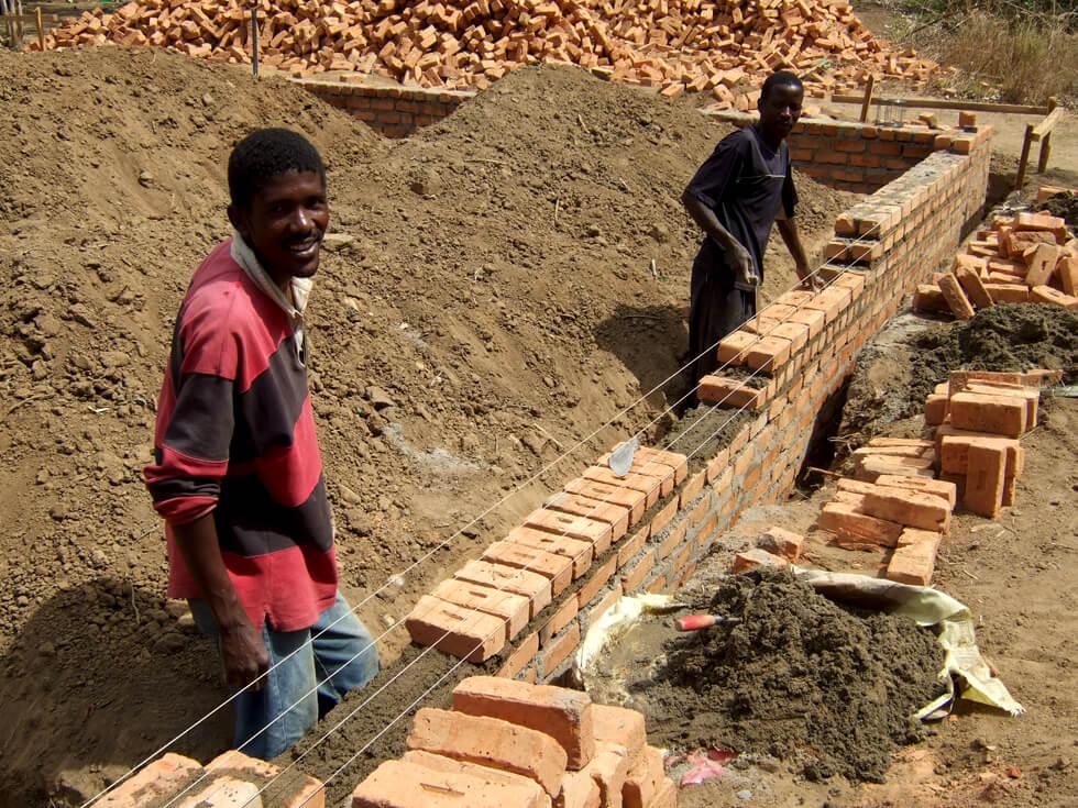 RIPPLE Africa builders start building
