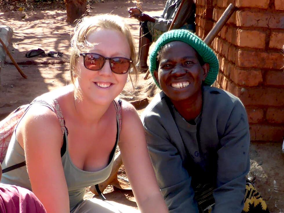 Nikki Luxford, Project and Volunteer Coordinator