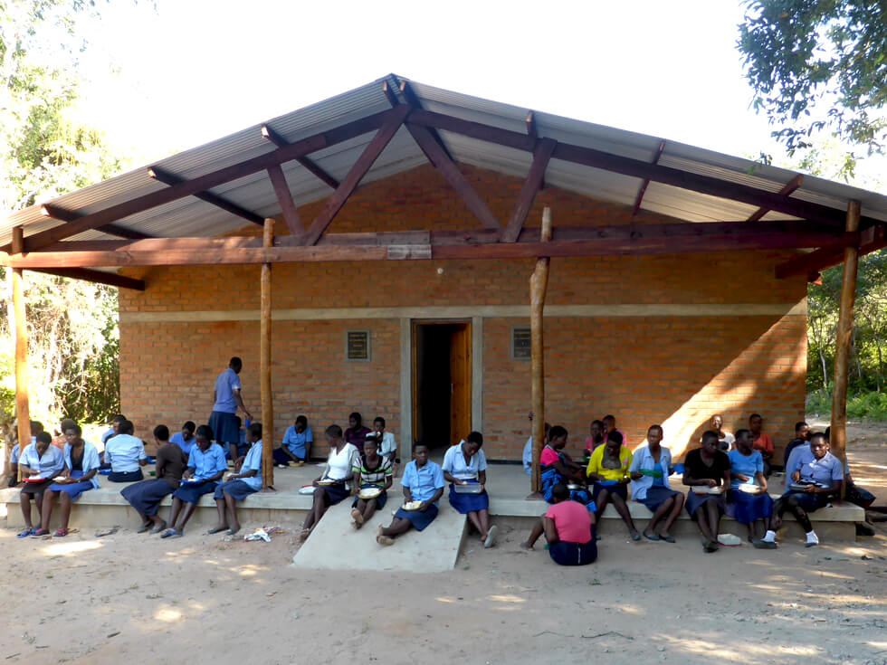 Secondary School Education Build a School in Malawi, Africa