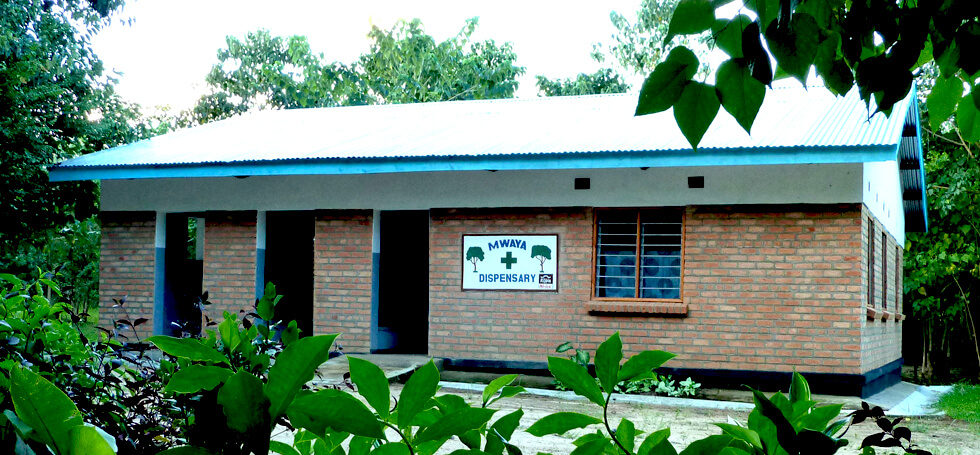 The Dispensary is situated in the centre of the local community