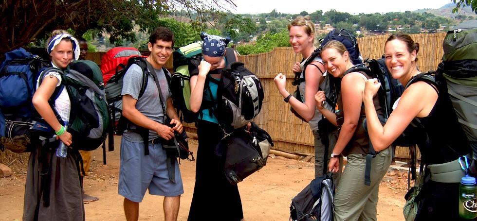 Many RIPPLE Africa volunteers establish life-long friendships