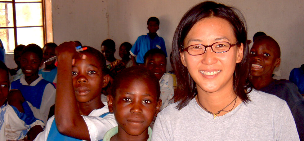 Cheryl thoroughly enjoyed her volunteer teaching experience with RIPPLE Africa