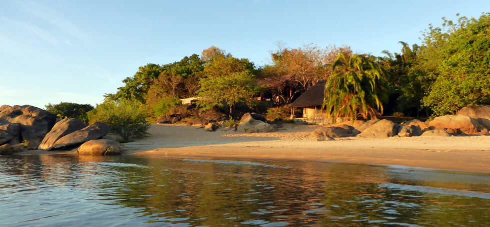 Mwaya Beach — a beautiful location to volunteer abroad