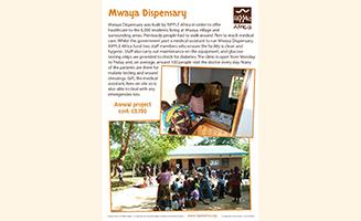 Mwaya Dispensary Salaries
