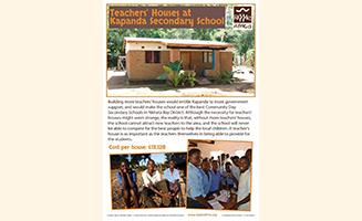 Teacher's Houses