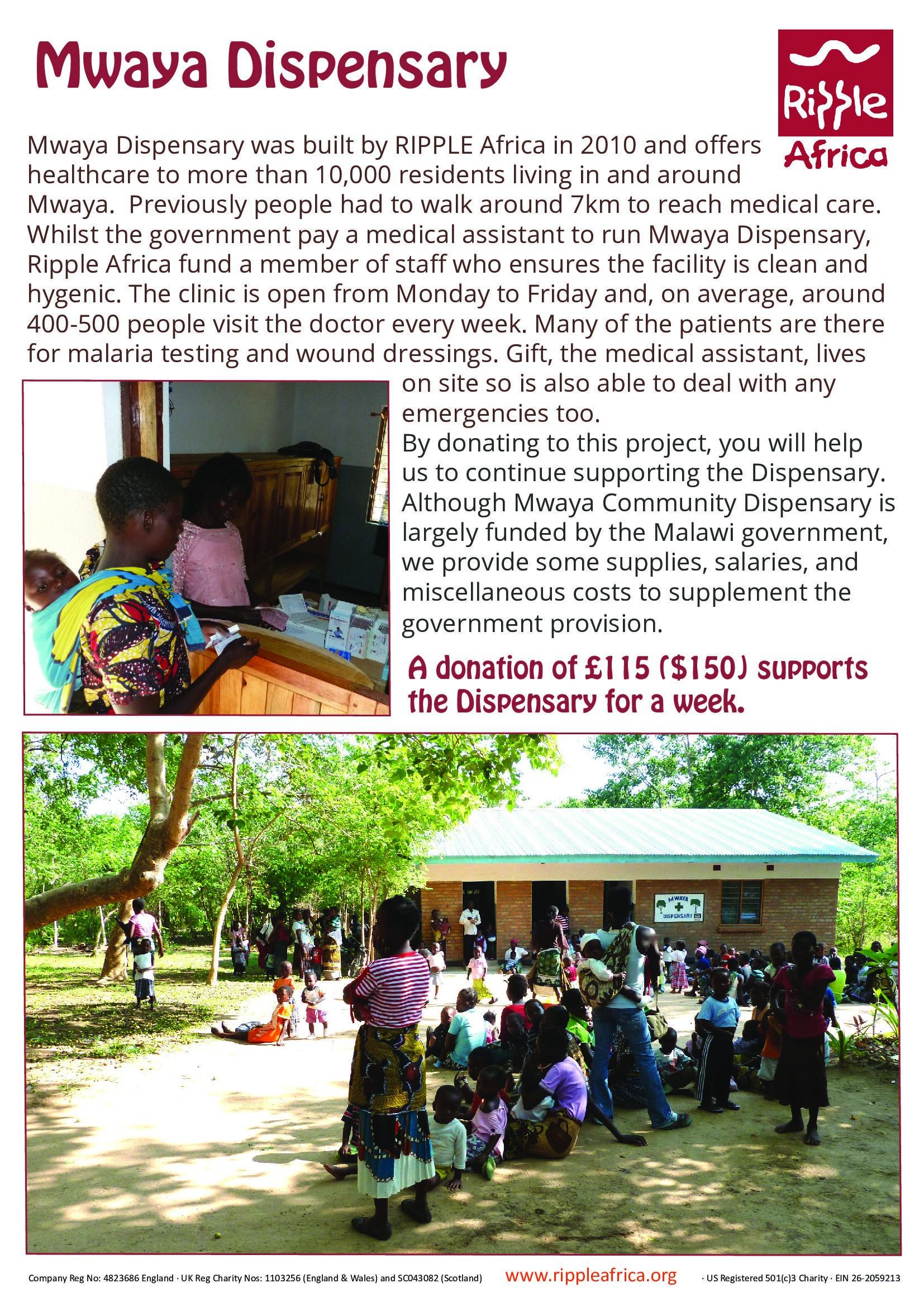 Mwaya Dispensary