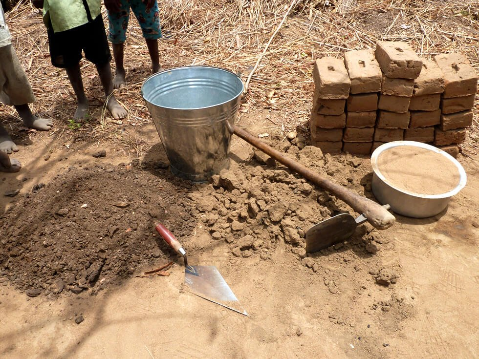 Ready to start building a fuel-efficient cookstove in Africa