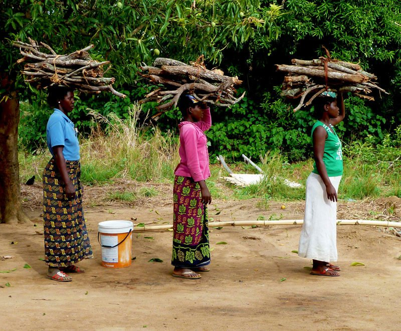 Less wood is needed for cooking helps overcome environmental challenges in Malawi