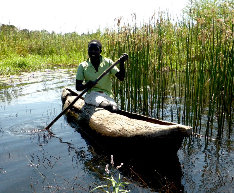 Fish Conservation - protecting fish breeding areas in Malawi, Africa