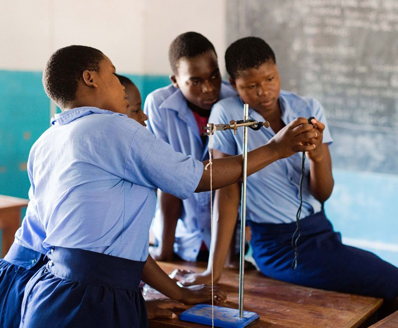 This science laboratory in Malawi is improving secondary school education in Africa