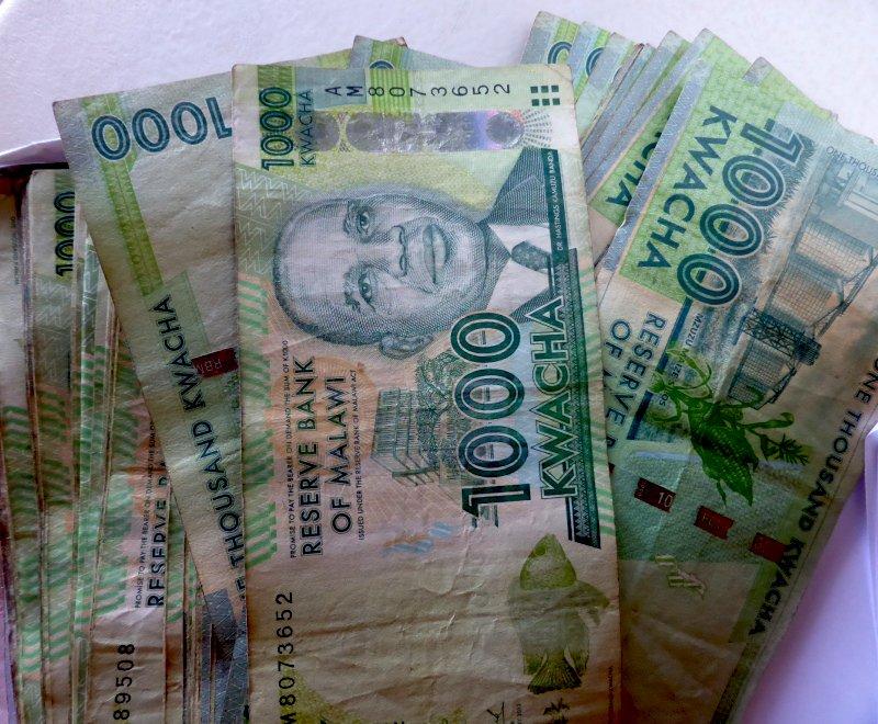 Malawian Kwacha the local currency