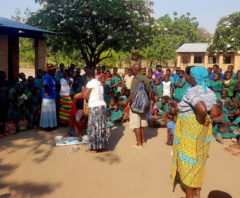 community awareness schools malawi ripple africa