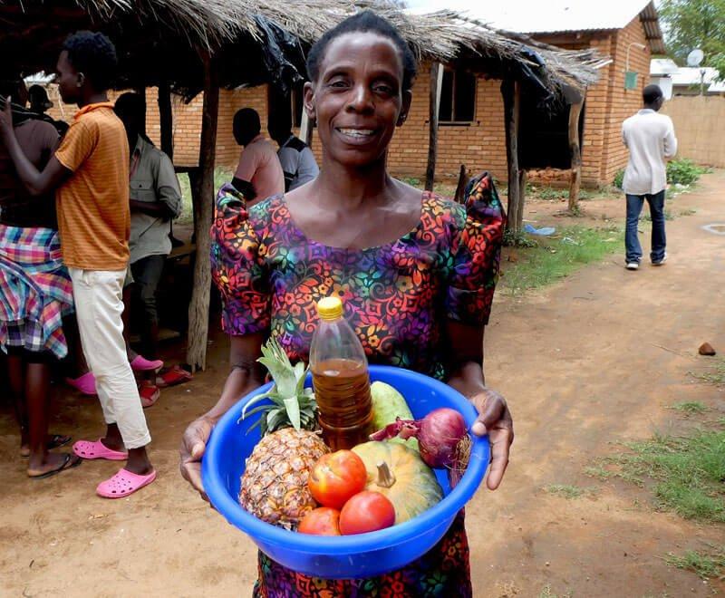 food shopping malawi ripple africa