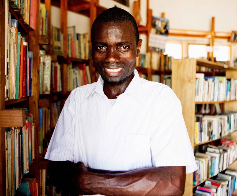 Burton Chirwa is a librarian and loves writing short stories.
