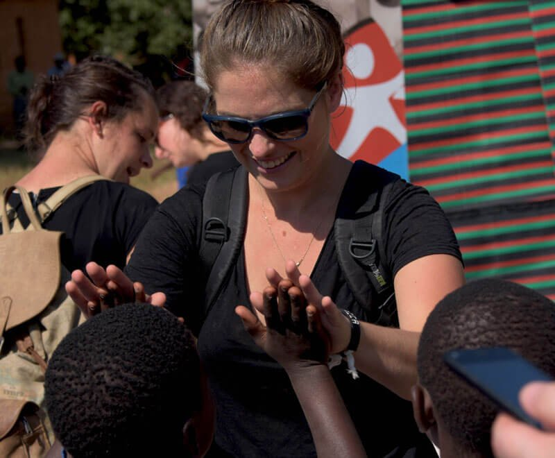 This volunteer asked how much does it cost to volunteer in Africa when planning her placement