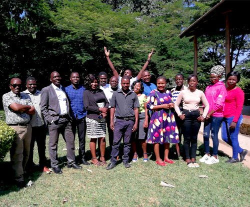 New roles in Malawi